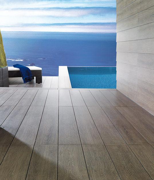 Modern wall and floor tiles